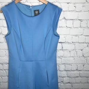 {Vince Camuto} sz 6 powder blue cocktail dress